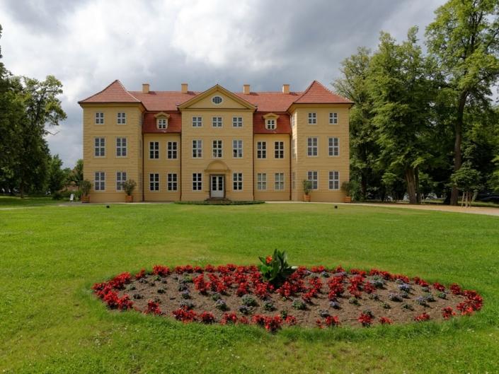Schloss Mirow am Mirower See