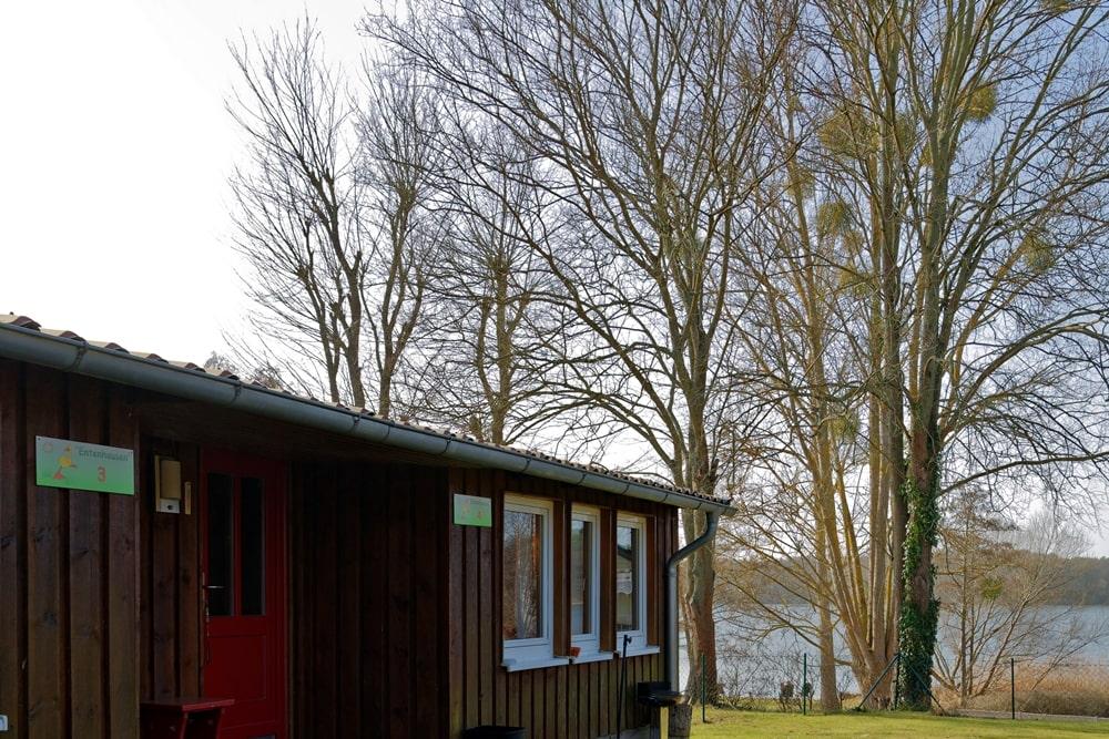 Kleines Ferienhaus Seeblick